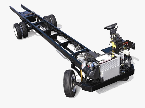 RV Tech Library - The FRED Chassis